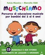 Musichiamo. CD Audio