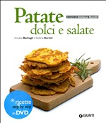 Patate dolci e salate. Con DVD
