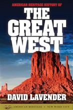 American Heritage History of the Great West