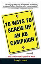 10 Ways To Screw Up An Ad Campaign