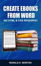 Creating eBooks from Word: No HTML & CSS Required