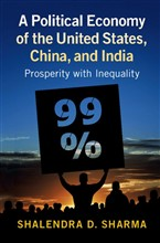 A Political Economy of the United States, China, and India