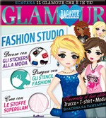 Fashion Studio. Ragazze glamour