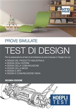 Hoepli Test. Prove Vol. 13 Test di design