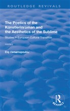 The Poetics of the Kunstlerinroman and the Aesthetics of the Sublime
