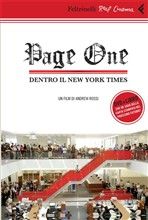 Page one. Dentro il New York Times. DVD. Con libro