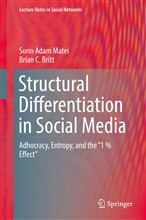 Structural Differentiation in Social Media