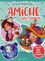 Enchantimals. Stickers. Con adesivi