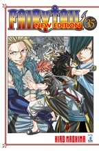 Fairy Tail. New edition. Vol. 35