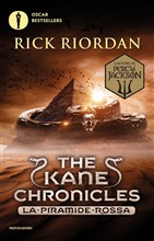 The Kane Chronicles - 1. La piramide rossa