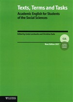 Texts, terms and tasks. Academic english for students of the social sciences