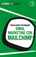 Email marketing con MailChimp (edizione Sushi)