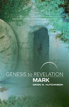 Genesis to Revelation: Mark Participant Book Large Print
