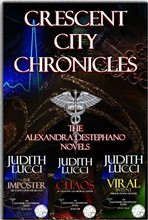 Crescent City Chronicles (Books 1-3)