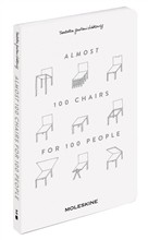 Almost 100 chairs for 100 people. Ediz. illustrata
