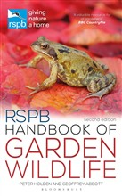 RSPB Handbook of Garden Wildlife