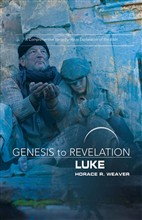 Genesis to Revelation: Luke Participant Book Large Print