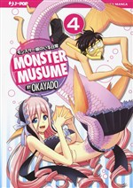 Monster Musume. Vol. 4