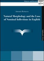 Natural morphology and the loss of nominal inflections in english