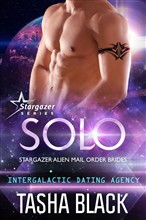 Solo: Stargazer Alien Mail Order Brides #12 (Intergalactic Dating Agency)