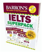 Ielts Superpack. Boxed, 4 books with 4 MP3s and 2 audio CDs