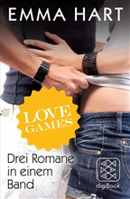 »Love Games« - die komplette Serie (Band 1-3)