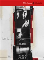 Don't blink. Robert Frank. DVD. Con libro