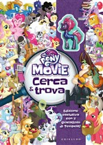 Il libro del film di My Little Pony - Cerca & trova