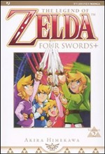 Four swords. The legends of Zelda Vol. 2