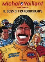 Il boss di Francorchamps. Michel Vaillant