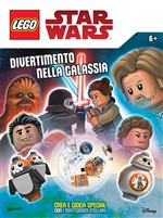 Star Wars. Lego. Super album. Con gadget