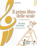 Il primo libro delle scale e semplici esercizi­The first scale book and simple exercices