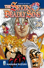 The seven deadly sins. Vol. 23