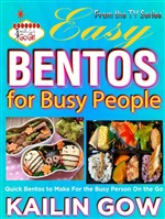 Kailin Gow's Go Girl Easy Bentos for Busy People