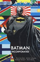 Batman Inc. Batman. Vol. 9