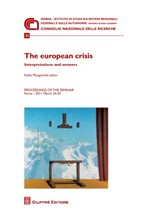 The european crisi. Interpretations and answers. Proceedings of the Seminar (Roma, 24-25 marzo 2011)