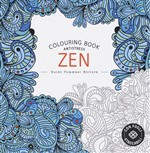 Zen colouring book