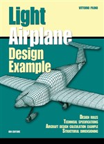 Light airplane design examples. Design rules technical specifications aircraft design calculation example structural dimensioning