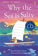 Why the sea is salty. Con CD Audio