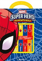 Super hero adventures. La mia mini libreria