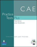 CAE Practice Tests Plus + cd + key