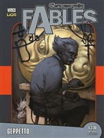 C'era una volta. Fables. Vol. 13: Geppetto
