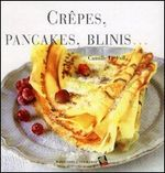 Crepes, pancakes, blinis