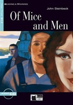 Of Mice and Men. Book + audio CD