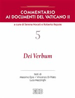 Commentario ai documenti del Vaticano II. Vol. 5: Dei verbum