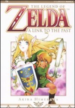 The Legend of Zelda. A link to the past
