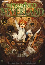 The promised Neverland. Vol. 2