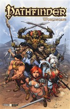 Pathfinder. Vol. 7: Worldscape