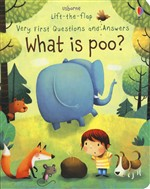 What Is Poo? Lift-The-Flap