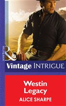 Westin Legacy (Mills & Boon Intrigue) (Open Sky Ranch, Book 2)